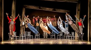 THE SCOTTSBORO BOYS ***SHOW ENDED 21ST FEBRUARY 2015***