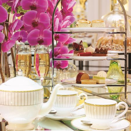 London E-TOKO Guide - The Rose Lounge Afternoon Tea 3