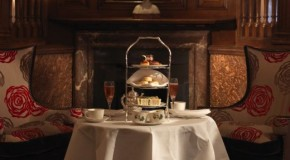 BROWN'S HOTEL – THE ENGLISH TEA ROOM