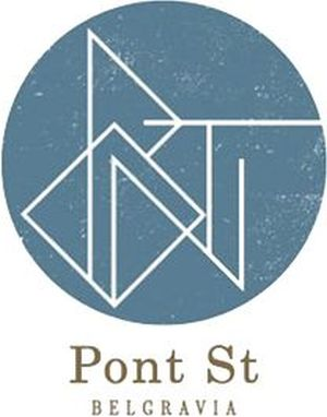 Pont St Afternoon Tea Logo Logo