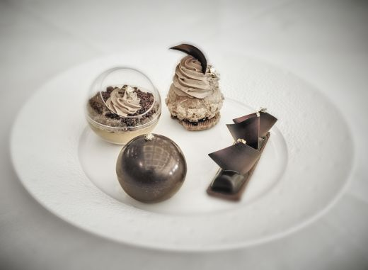 Chocolate Indulgence Afternoon Tea